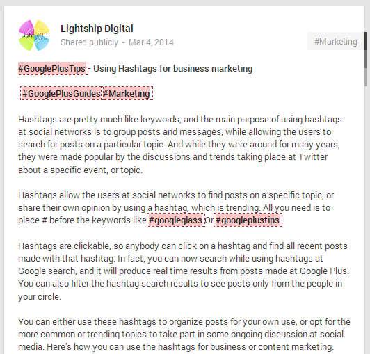 3-make-interesting-posts-on-your-Google-plus-page