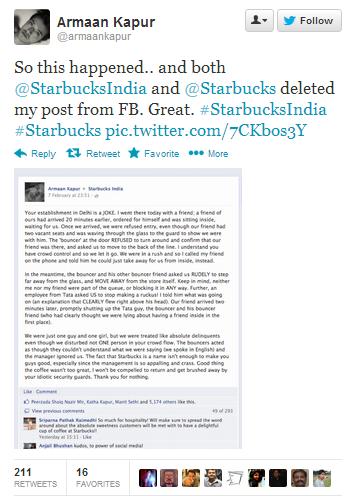 Armaan_Starbucks_tweet