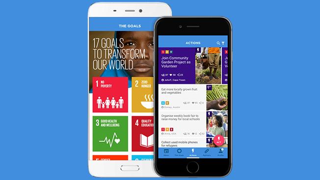 Közösségi appot indít az Egyesült Nemzetek Szervezete