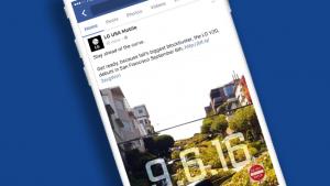 Facebook - Függőleges videó - LG