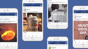 Facebook-videók