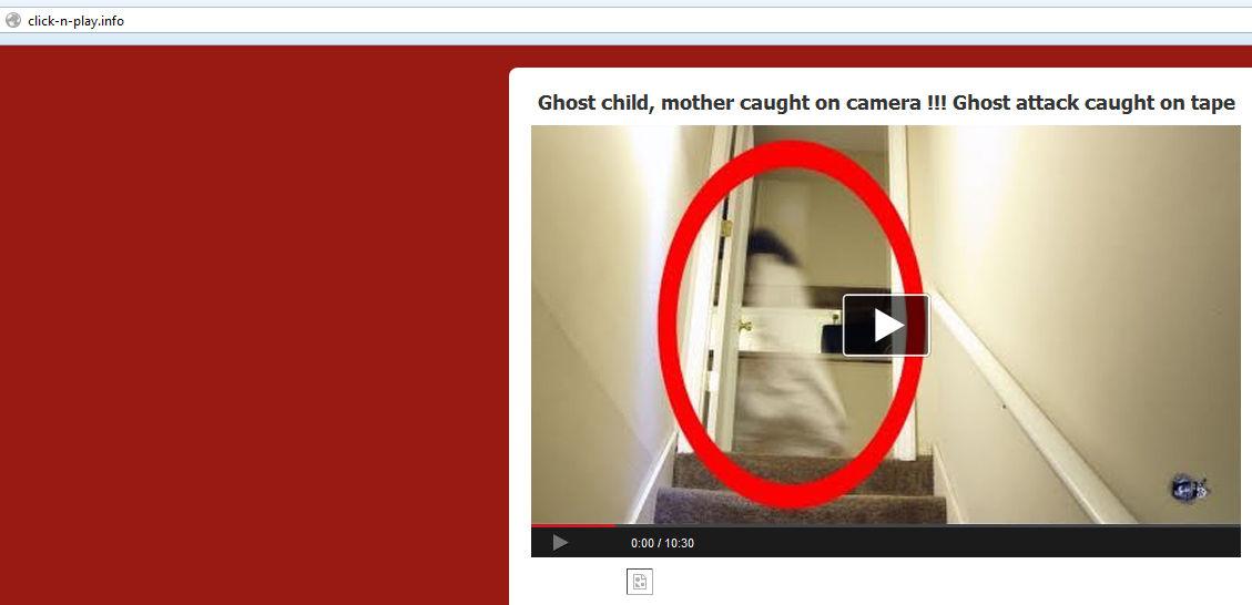 GhostChildScam