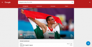 Google - Olimpia - 2016 Rio