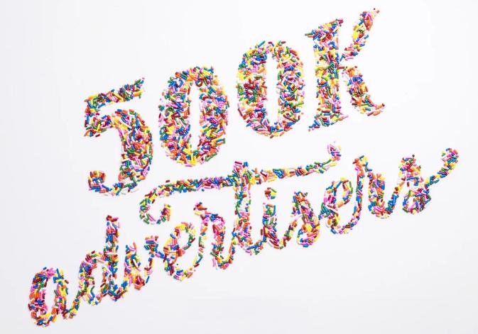 500.000 hirdető az Instagramon