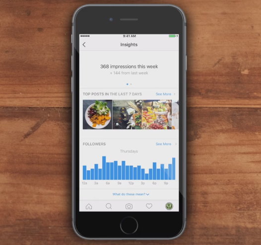 Mérföldkő: Megérkeztek az Instagram üzleti profiljai