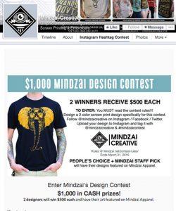 Instagram Contest - Midzai Creative