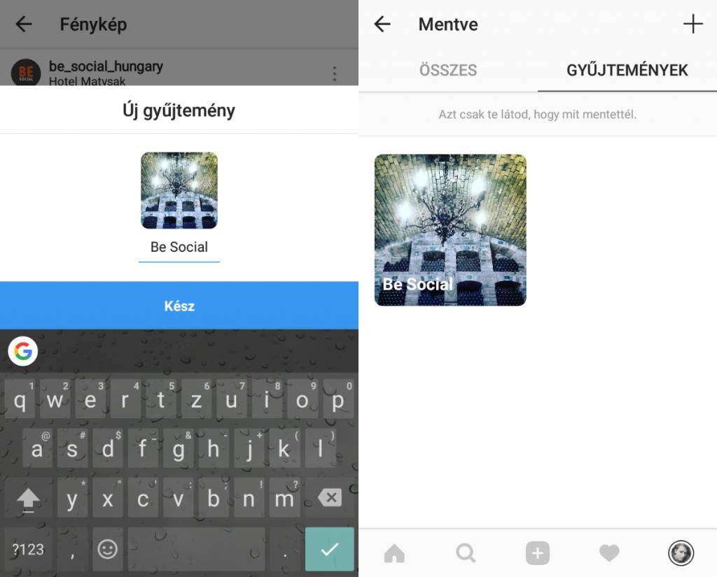 Két gyors újítás az Instagramnál – leverve a Snapchatet