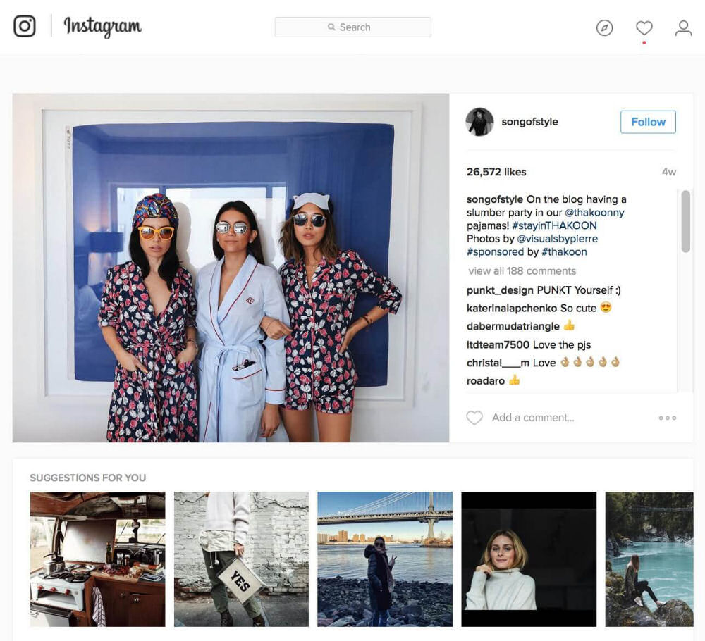 Hasznos frissítés érkezik az Instagramra