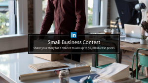 linkedin-small-business-contest