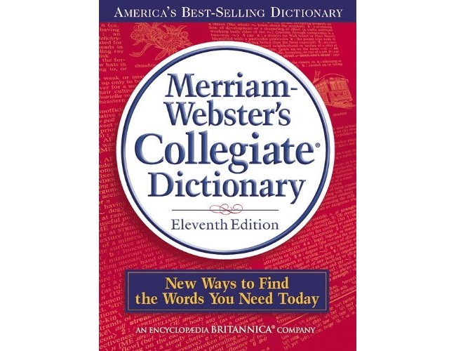 MerriamWebstersCollegiateDictionary650