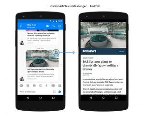 Messenger - Instant Article
