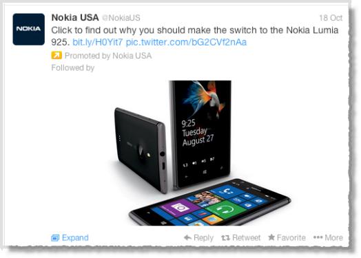 Nokia-Twitter