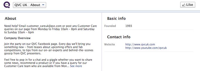QVC_facebook_basics