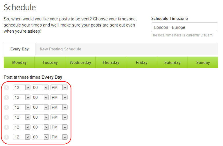Schedule-Tweets-with-Buffer