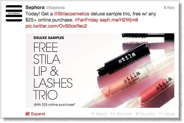 Sephora-Twitter