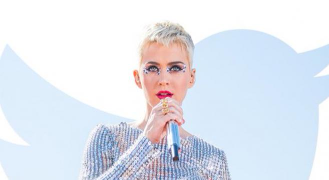 Első! Katy Perry átlépte a 100 millió követőt Twitteren