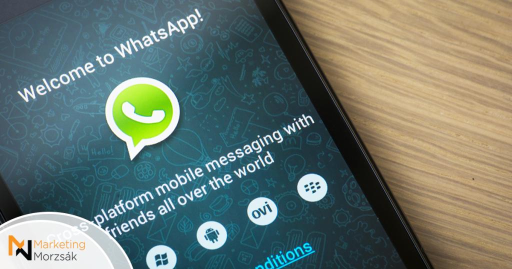 [Frissítés] Már hazánkban is letölthető a WhatsApp Business