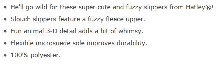 Zappos-fuzzy-fleece-slippers