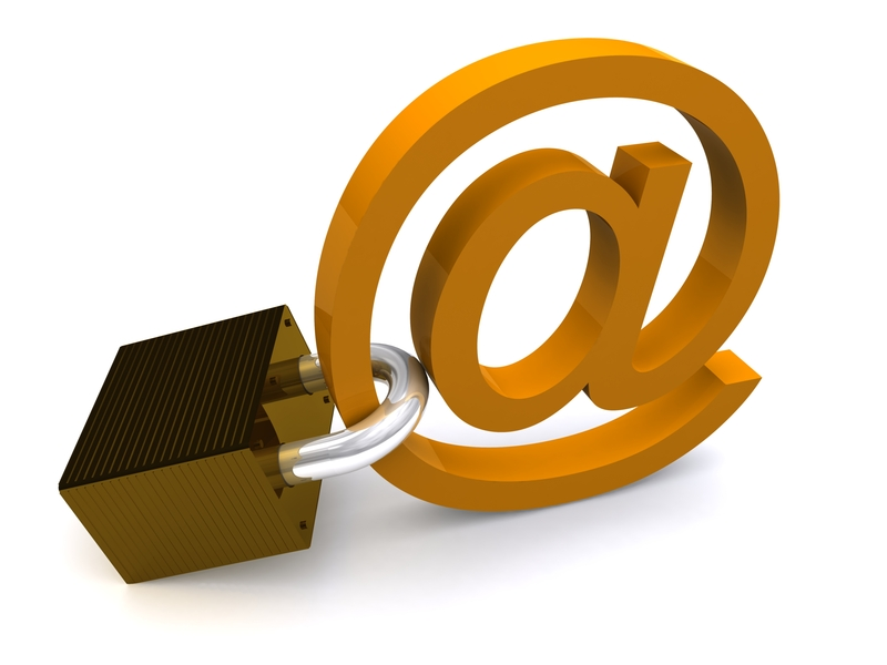 http://www.dreamstime.com/stock-photos-email-security-image14681003