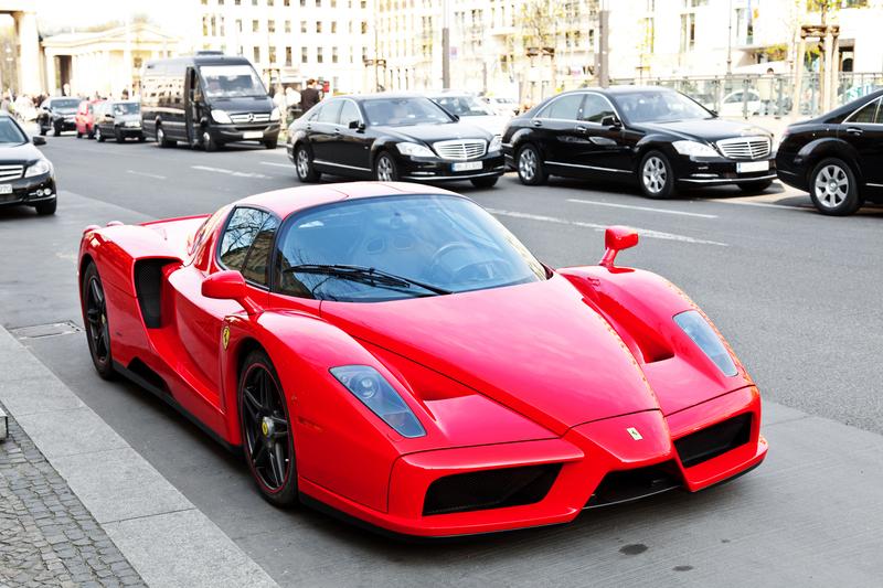 http://www.dreamstime.com/stock-photography-ferrari-enzo-streets-berlin-image24524712