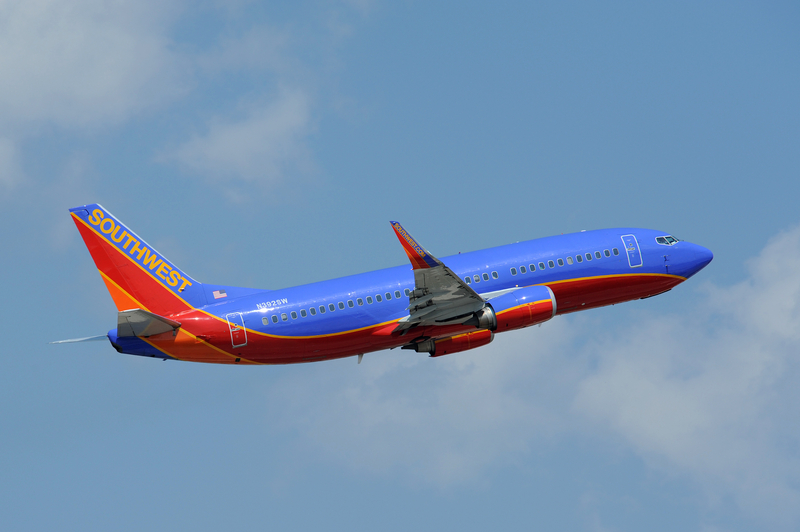 http://www.dreamstime.com/stock-images-southwest-airlines-plane-taking-off-image25890824