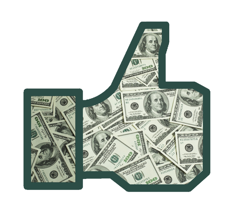 http://www.dreamstime.com/stock-image-like-money-facebook-thumbs-up-image35146201