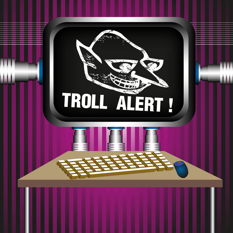 http://www.dreamstime.com/royalty-free-stock-photos-troll-alert-colorful-illustration-sign-computer-screen-internet-trolling-concept-image35925888
