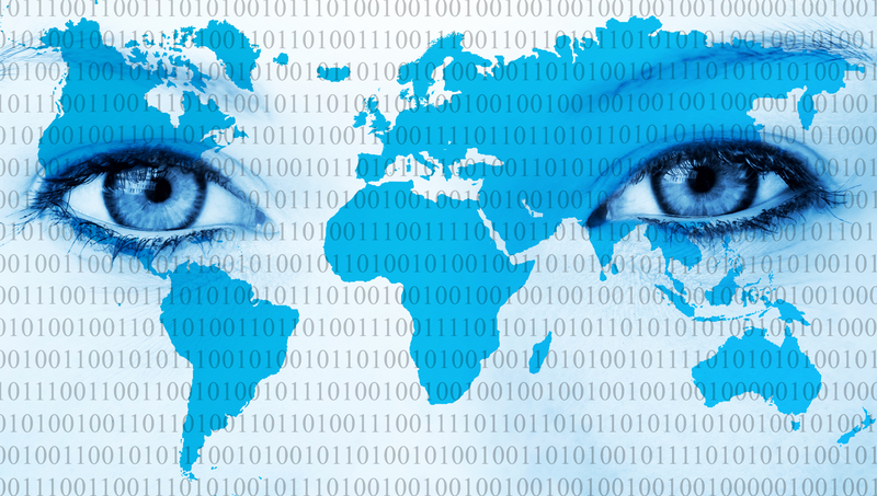 http://www.dreamstime.com/royalty-free-stock-image-world-eyes-face-woman-map-binary-code-image36821786