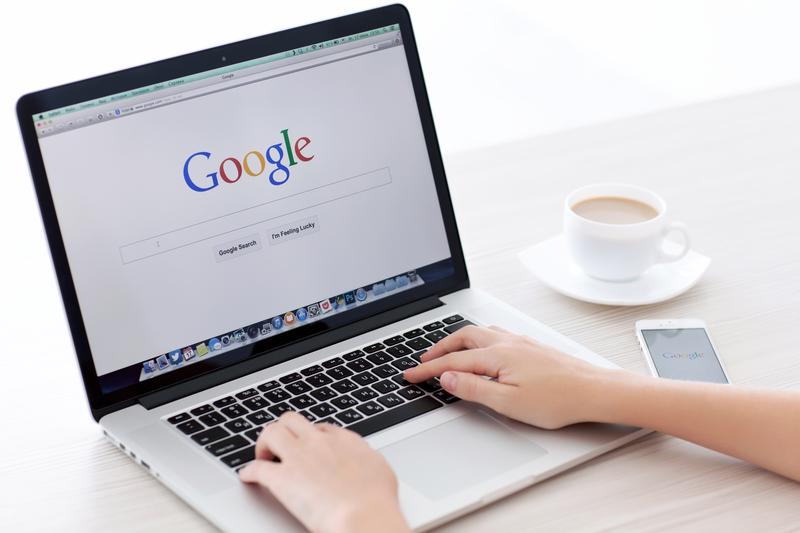 http://www.dreamstime.com/royalty-free-stock-photo-macbook-pro-retina-iphone-s-google-home-page-sc-simferopol-russia-june-biggest-internet-engine-com-domain-image41810635