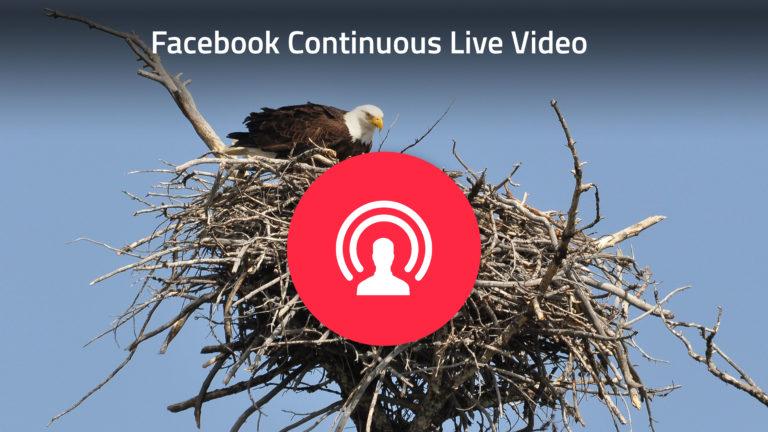 24 órás élő videós közvetítések a Facebookra