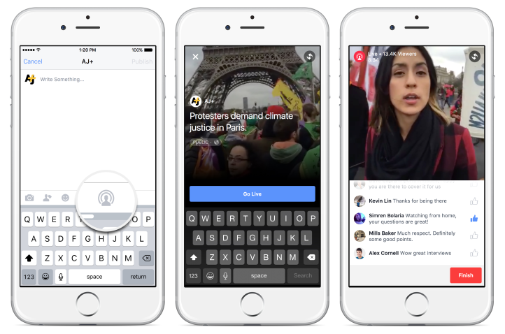 facebook-live-pages