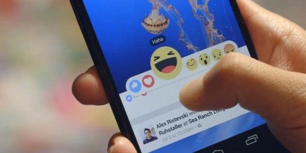 facebook-reakcio