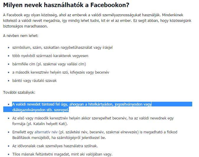 fb_nevhasznalat