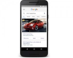 google-model-automotive-ads