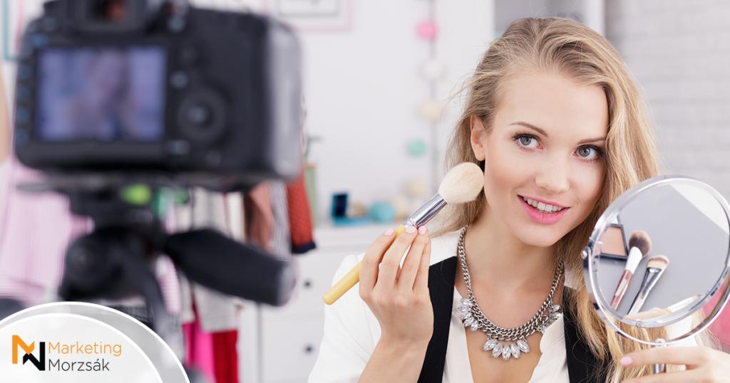 Influencerek szerepe a divat- és szépségiparban