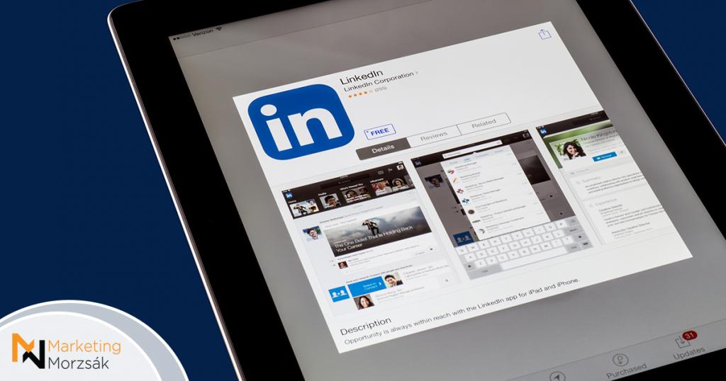 LinkedIn aktivitások, amelyek céged segítségére lehetnek