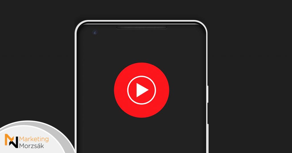 Május 22-én jön a YouTube Music