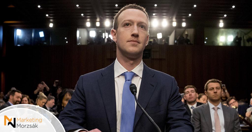 A lehető legnagyobb bírságot kapta a Facebook