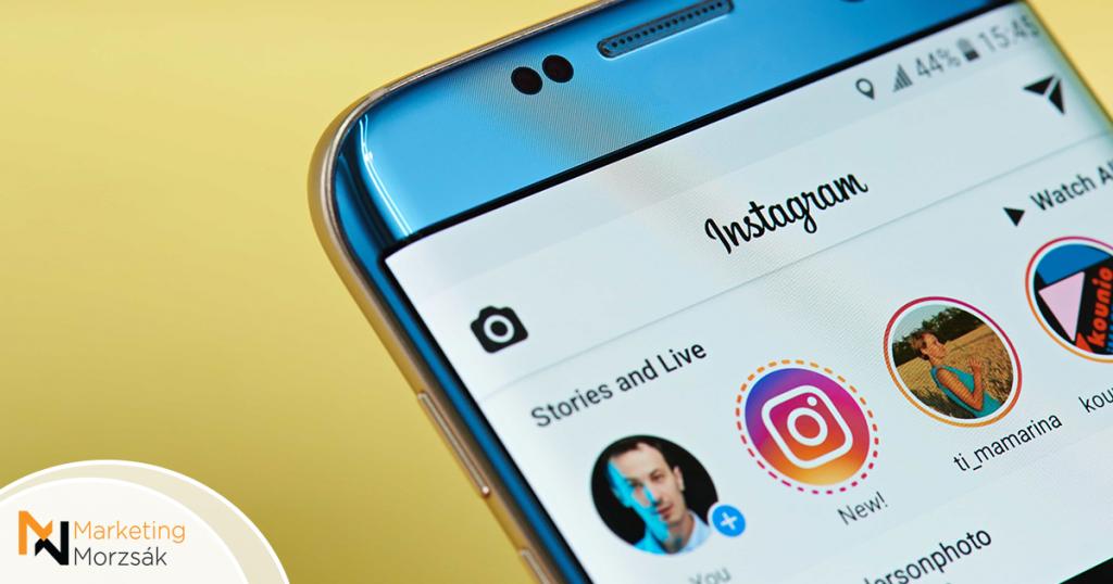 Visszatáncolt az Instagram: nem jelzik, ha kép készül a Stories posztokról