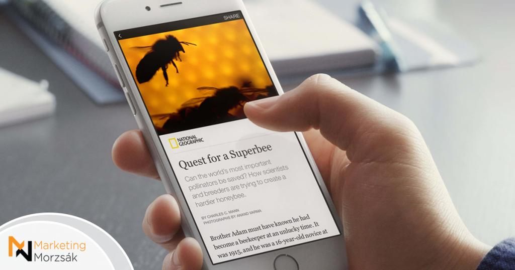 Ma már lehetetlen új média brandet indítani a Facebookon
