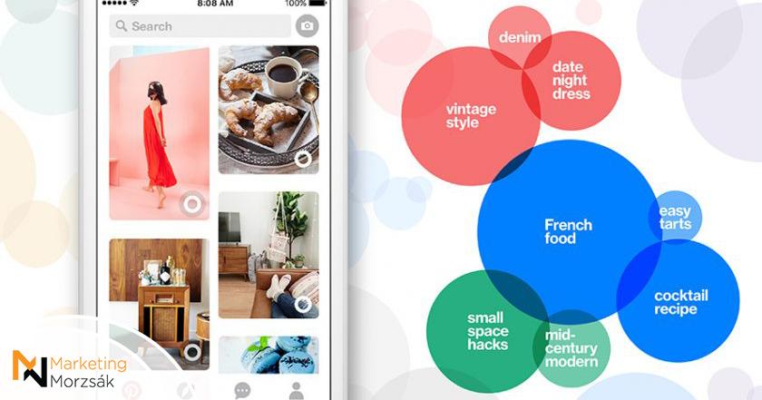 Jönnek az újabb hirdetési lehetőségek Pinteresten