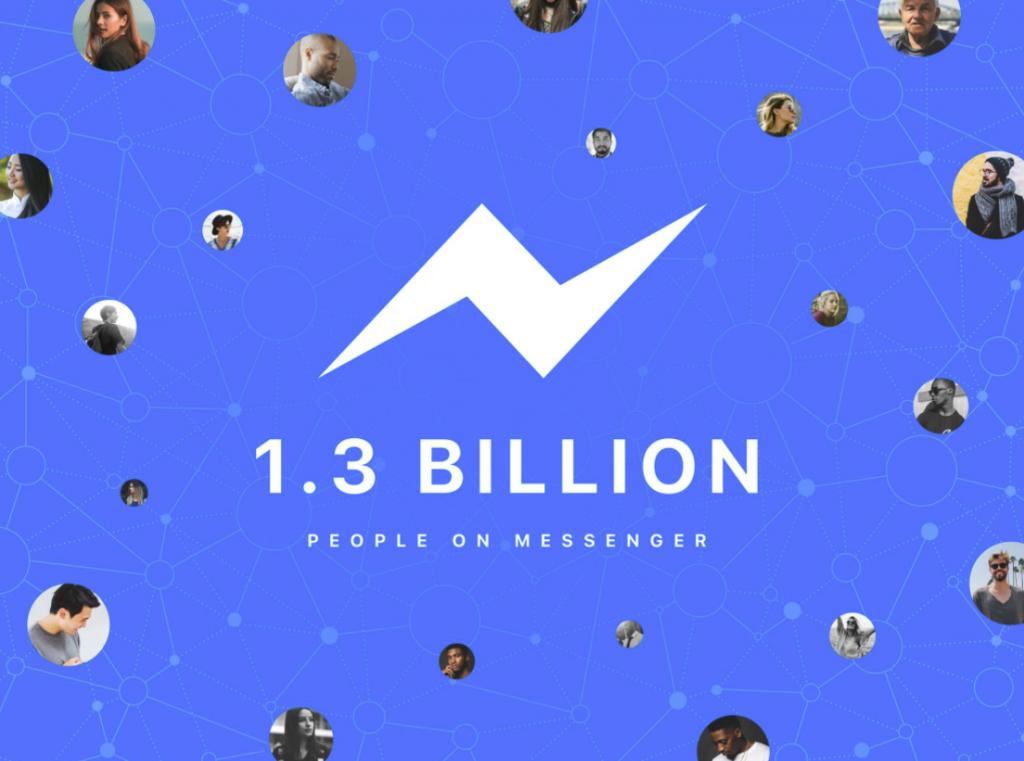Itt vannak a Messenger és Messenger Day új statisztikái!