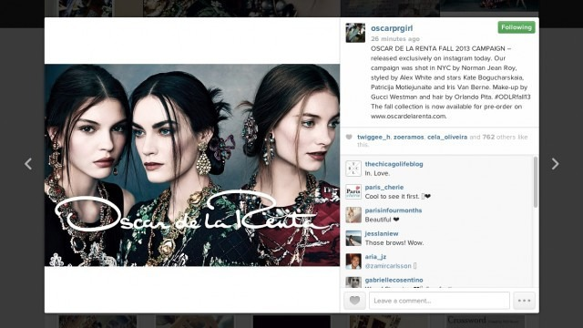 oscar-de-la-renta-instagram-screenshot-640x360