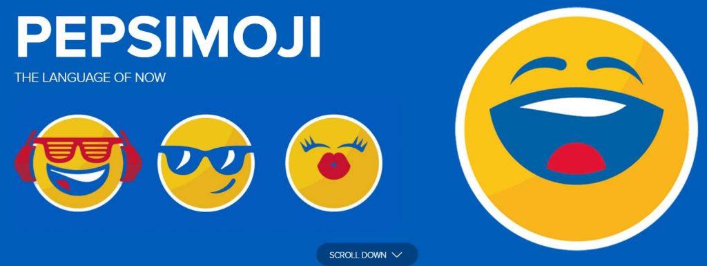 Emojival kampányol a Pepsi
