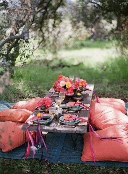 Bohém piknik
