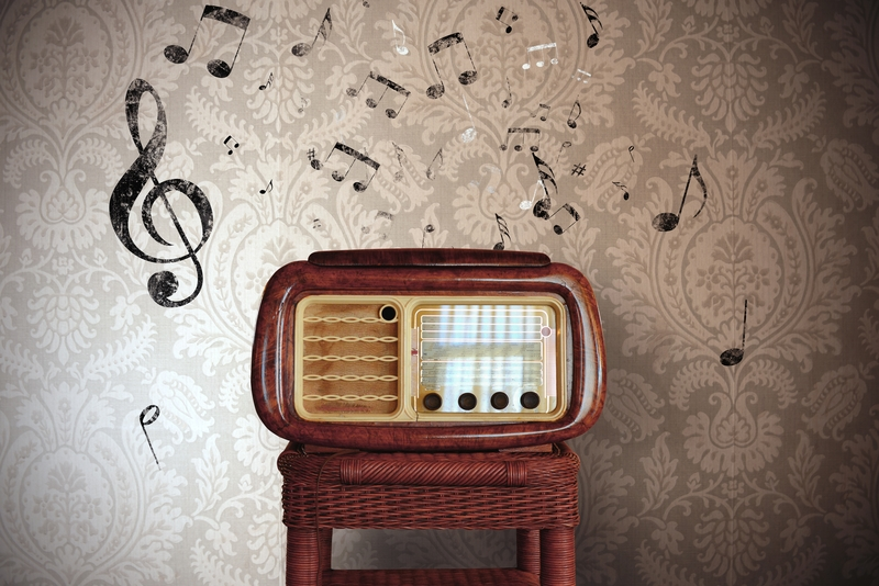 http://www.dreamstime.com/royalty-free-stock-photography-vintage-music-notes-old-radio-abstract-image34605297