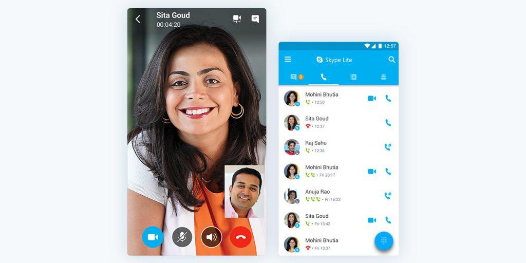 Már a Skype-ból is van Lite verzió