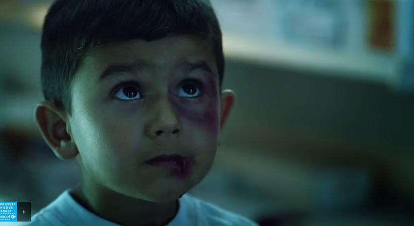Szívszorító kisfilm az Uniceftől a gyerekbántalmazásról